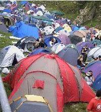 acampar en ribadesella 2008