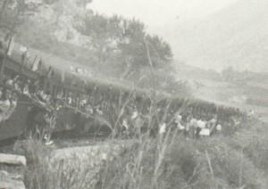 El tren fluvial del sella