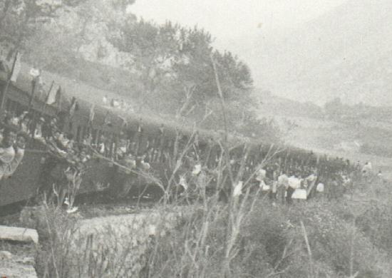 El tren fluvial del Descenso del Sella podría no acompañar a las piraguas