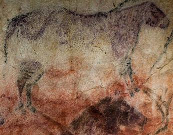 Arte rupestre cueva Tito Bustillo
